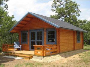 small cabin kits